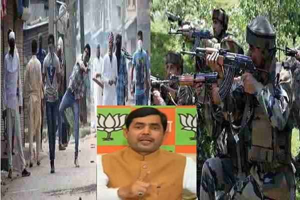 shahnawaz-hussain-backed-indian-army-action-on-stone-pelter-shopian