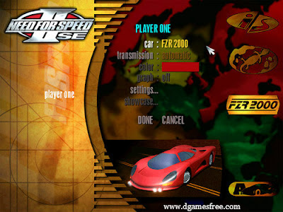 Download Need For Speed 2 SE