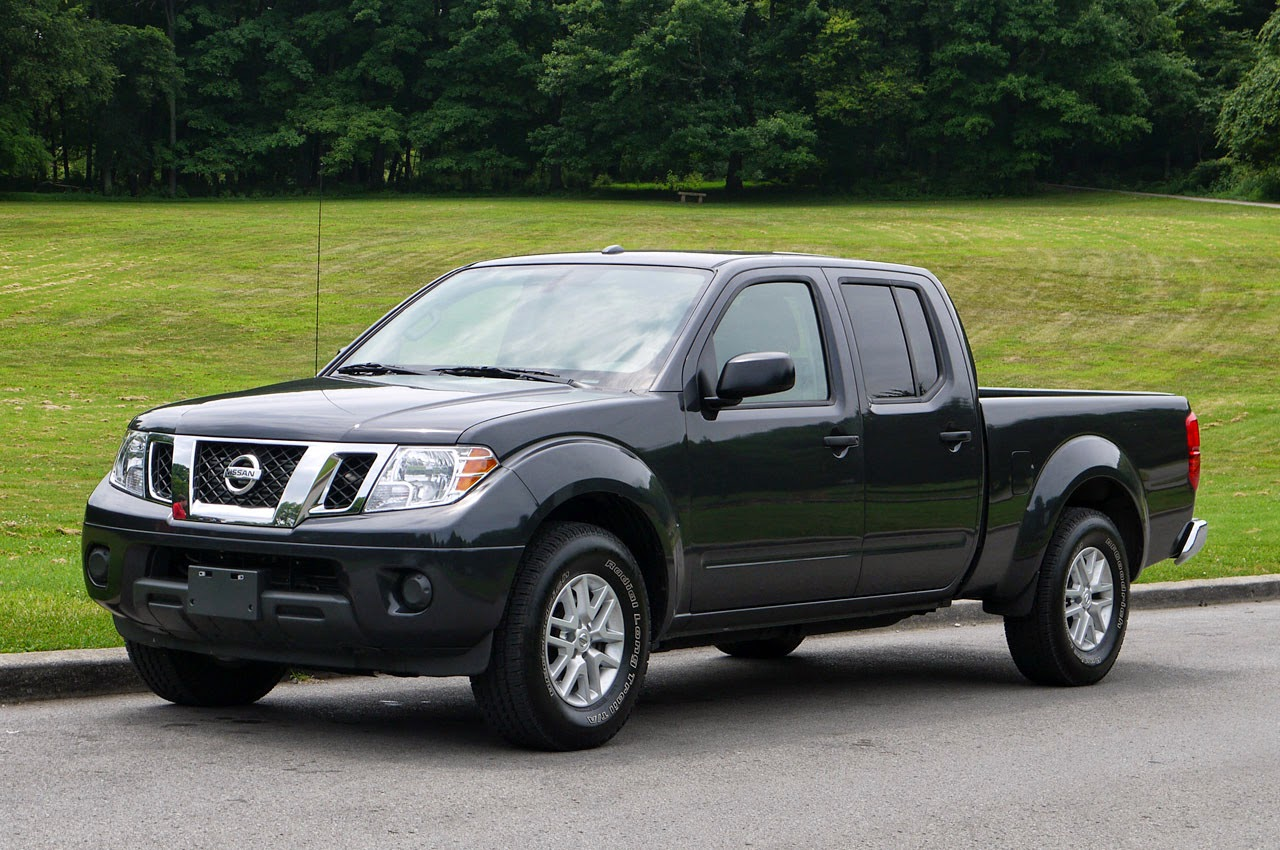 Is this the New 2019 Nissan Frontier Prototype with ...   2016 Frontier Prototype