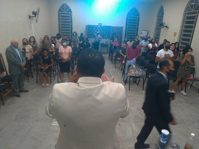 Culto Celebração da Família - 20/12/20 - Jardim Ellus