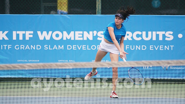 25K Women's Circuit Pertamina International Tennis Tournament opens in Jakarta