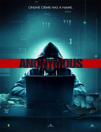 Ver Anonymous (Hacker) (2016) Online