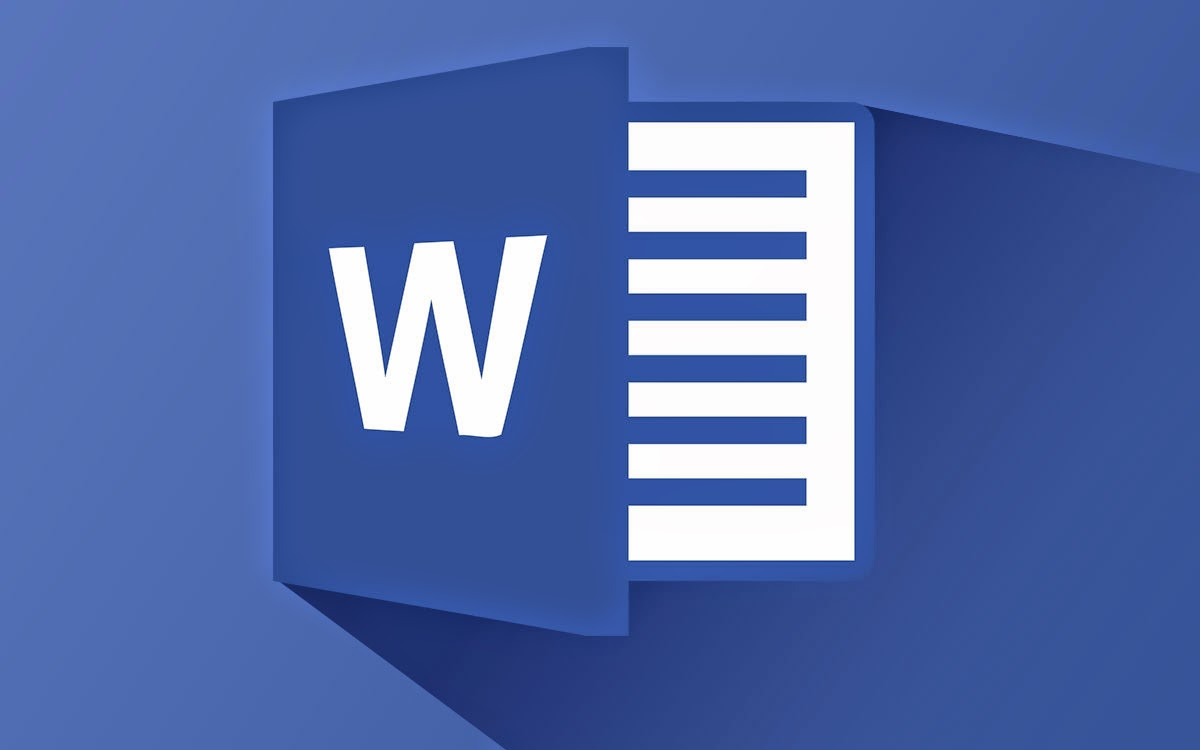 Ilustrasi Microsoft Word 2013