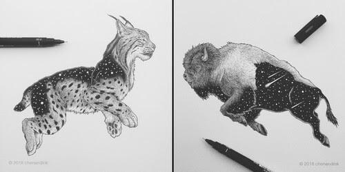 00-Astral-Animals-Chen-Naje-www-designstack-co