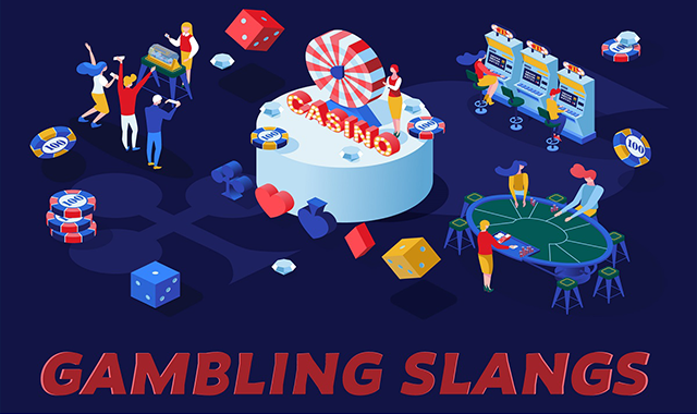 Bitcoin Gambling Slang
