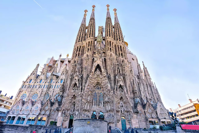 Templo de la Sagrada Família, Barcelona