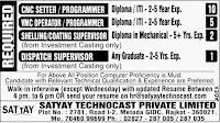 Diploma/ ITI Job Vacancy Walk-in interview For  Satyay Technocast Private Limited Rajkot, Gujarat