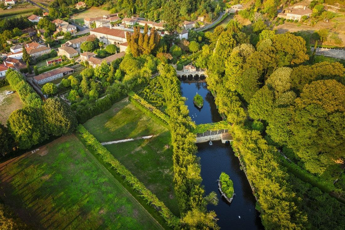 Pazo de Oca en Pontevedra