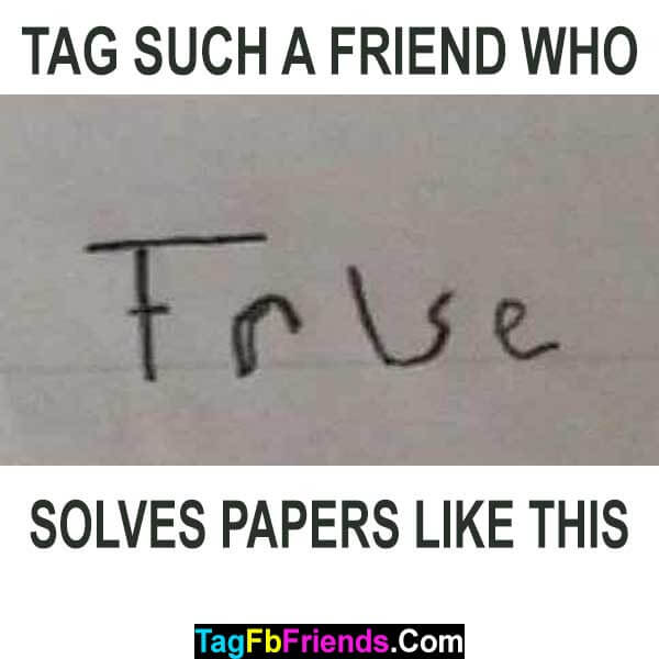Tag a friend who solves papers like this