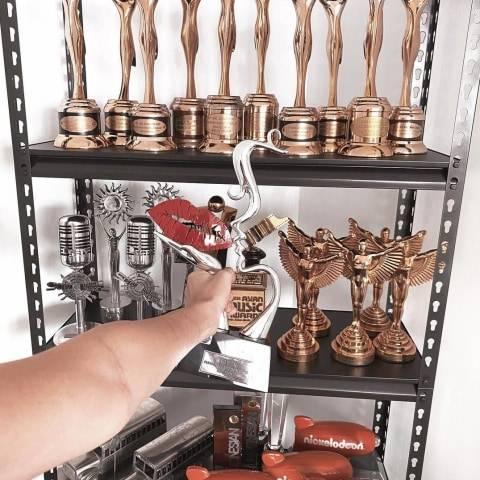 Agnez Mo Pamer Piala ke-194: yang Kayak Gini Sekali-kali Diberitain