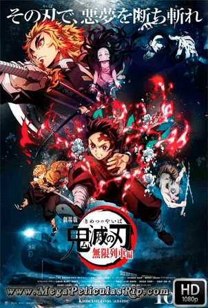 Demon Slayer: Mugen Train [1080p] [Japones Subtitulado] [MEGA]