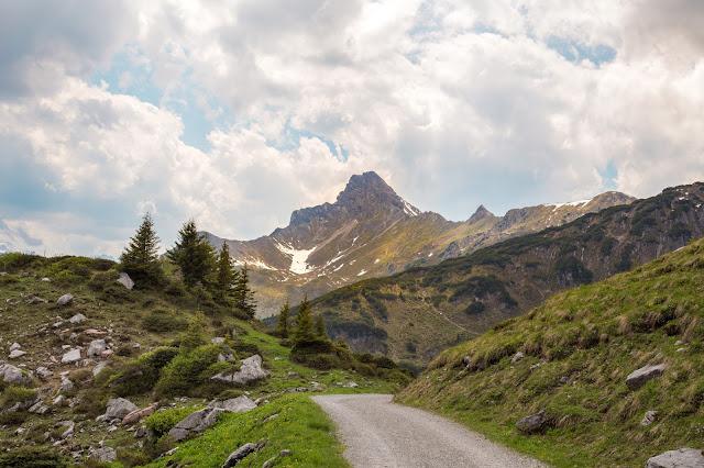 Stebok-Wäg  Wandern im Klostertal  Freiburger Hütte und Formarinsee  Vorarlberg-Wandern  Wanderung Lechquellengebirge 07