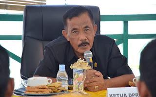 Lukman Arsal Ketua DPRD Sinjai di Berhentikan Dari DPP Gerindra Ada Apa?