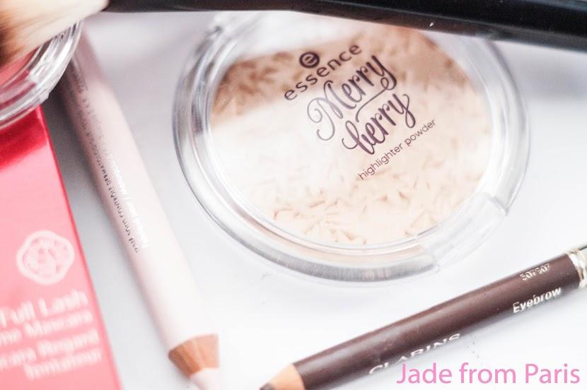 essence maquillage auchan