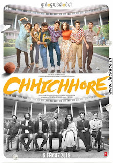 Chhichhore First Look Poster 2