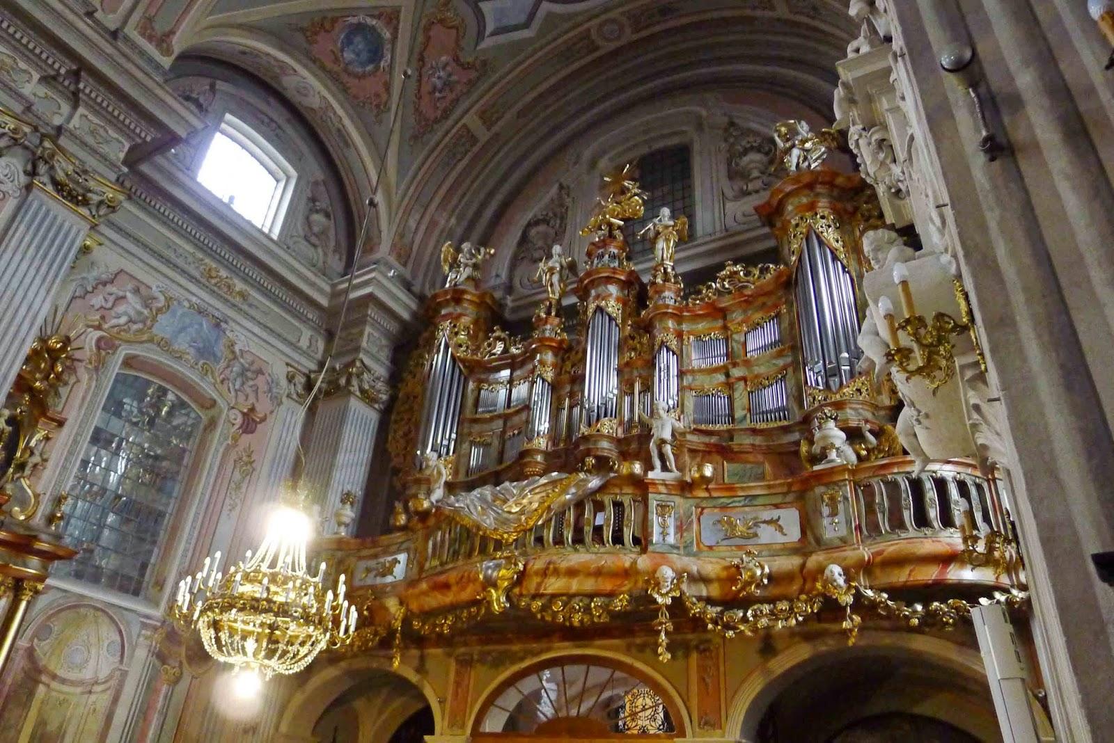 St. Anne's Church Organ