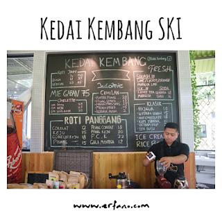Kedai Kemang di SKI Tajur Bogor