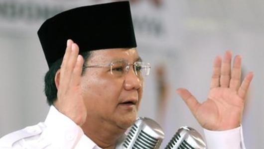 Ribuan Pengusaha Tionghoa di Medan Dukung Prabowo