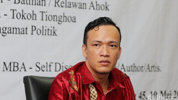 JoMan Dukung Perpanjangan Jabatan Jokowi 2-3 Tahun