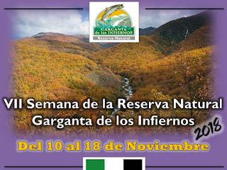 VII Semana de la Reserva Natural Garganta de los Infiernos
