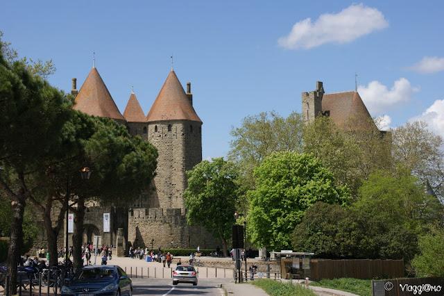 Ingresso alla cittadella fortificata