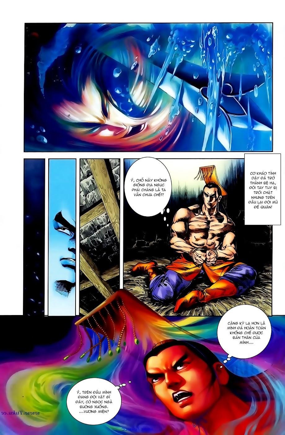 Cơ Phát Khai Chu Bản chapter 104 trang 6