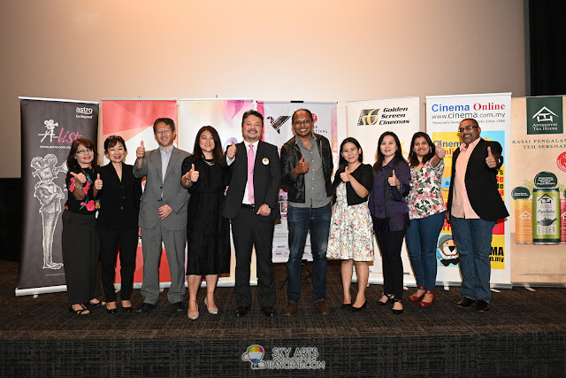 16th Japanese Film Festival 2019 Press Conference at GSC Mid Valley Megamall
