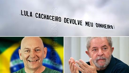 Luciano Hang pode continuar a exibir mensagens em aviões contra Lula - Consultor Jurídico