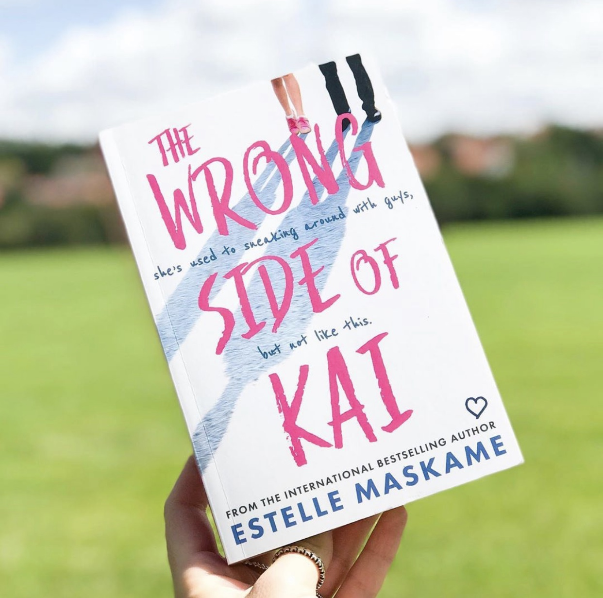 The Wrong Side of Kai by Estelle Maskame | Book Review