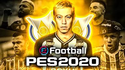 PES 2018 XBOX 360 Frank Patch 2020 Season 2019/2020