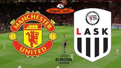 مباراة مانشستر يونايتد ولاسك لينز بتاريخ 05-08-2020 الدوري الأوروبي