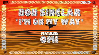 Bob Sinclar - I'm On my Way ft. OMI (#LyricsVideo)