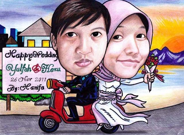 Pesan Karikatur Bahasa Jawa Seni Budaya Karikatur Ku Indonesia Bbm 755b5885 Karikatur Pernikahan Naik