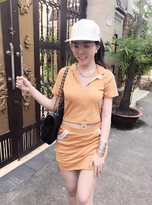 Set váy thể thao áo có nón giá sỉ tại Biên Hòa