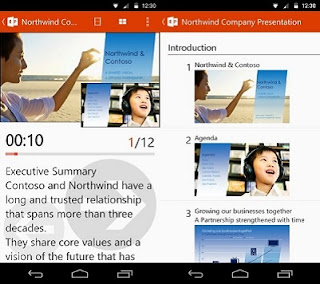 remote presentasi powerpoint dengan android