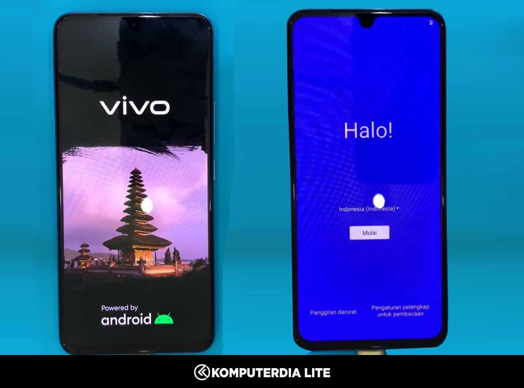 Cara Unlock atau Hapus Demo Live (Iklan Demo) Vivo V21 5G Dengan MRT Dongle