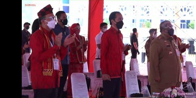 Sempat Dibuka Jokowi, Satu Peserta Munas Kadin Meninggal Karena Covid-19