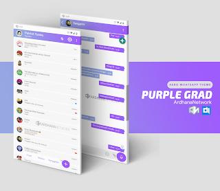 Purple Grad