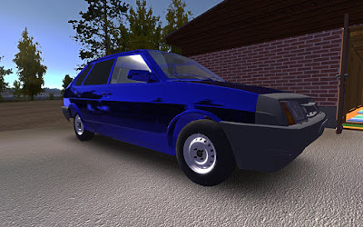 Download mod car Lada 2109 Sputnik (samara) 1987 for My Symmer Car PC