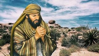 Habacuque orando