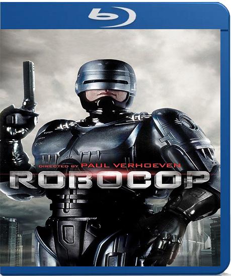 Robocop [1987] [Remastered] [BD25] [Español]