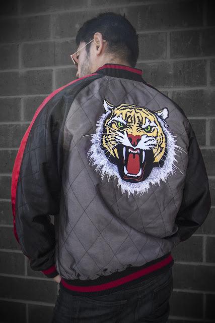 Tekken 7 Heihachi Sukajan Jacket
