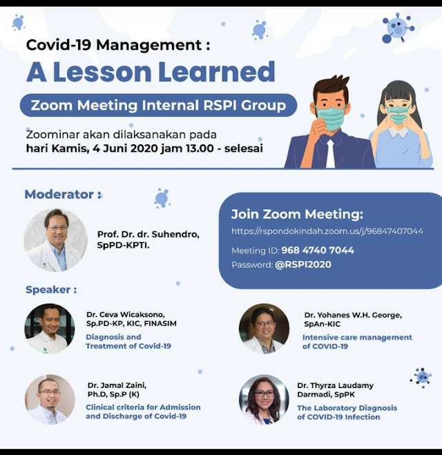 Covid-19 management: A Lesoon Learned