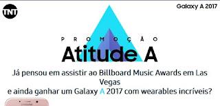 Promoção Atitude A - TNT