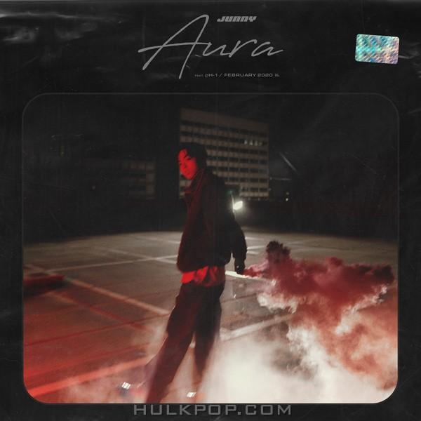 JUNNY – AURA (feat, pH-1) – Single (FLAC)