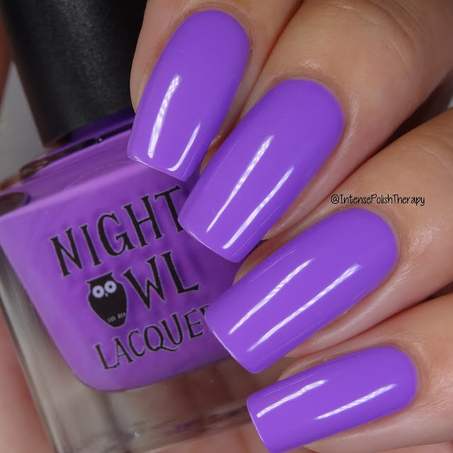 Night Owl Lacquer 20 Years