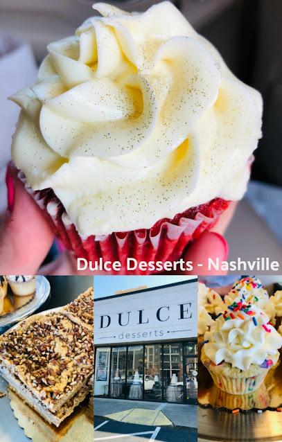 Dulce Desserts Nashville, Tennessee