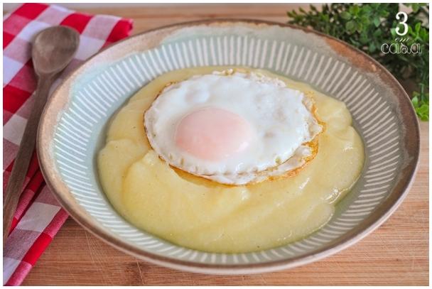 como fazer ovo frito perfeito