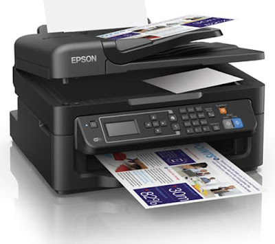 Download Driver Epson WorkForce WF-2630WF