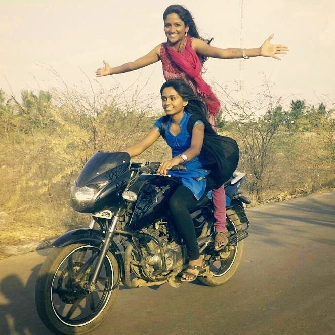 Indiagirlsonbike - Women Empowerment Of India Indian Lady -2139